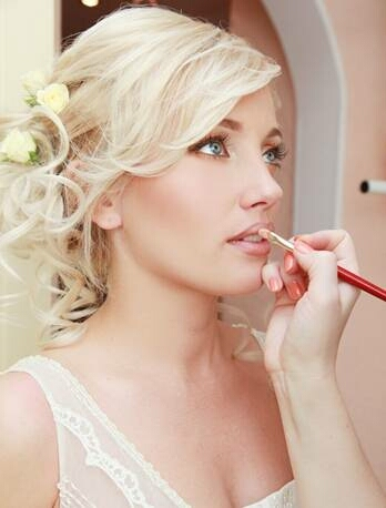 bridal Makeup for wedding in playa del carmen