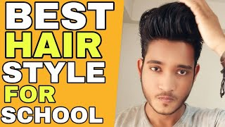 Best School Hairstyle For Your Face Shape Hindi Simple And