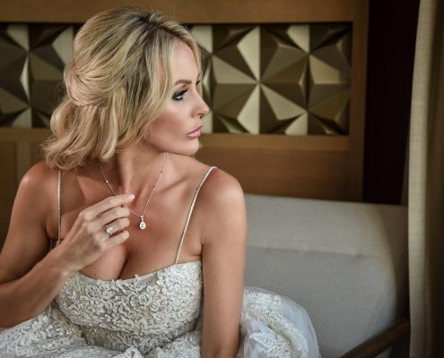 Bridal Makeup and Hairstyle Cancun by Betzy Style
